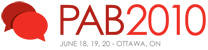 PAB2010 speaking program summary